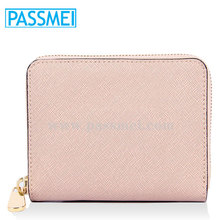 Fashion New Brand Wallet Genuine Leather Wallets Short Style Purses Money Bag