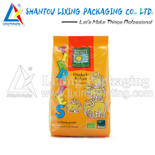 LIXING PACKAGING frozen burger biodegradable plastic food packaging