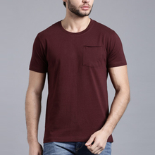 online shipping hot sale pocket short sleeve t shirts in bulk blank