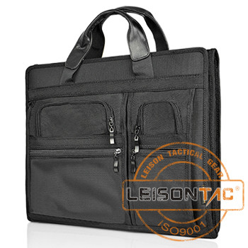 Ballistic Briefcase with 1680D Ballistic Nylon/Suitable for government officers and businessmen