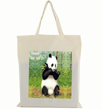 Eco friendly Wholsale Cheap Natural Cotton Tote Bag Online Shopping
