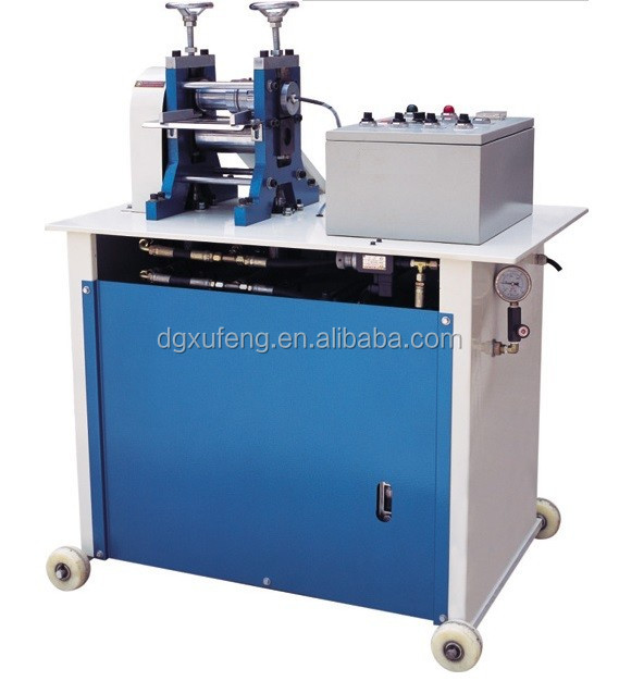 leather belt embossing machine