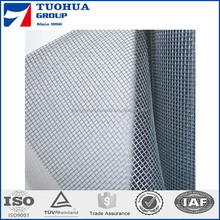 Invisible mosquito screens fiberglass window screening material