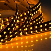 CE RoHS ETL Listed Non-waterproof 240leds per meter 20W SMD3528 led strip light 5 meter per roll