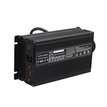 12V/24V/36V/48V Lithium Battery Charger for Sweeper Cars