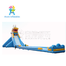 Widely Used commercial sale largest giant adult size dragon inflatable water slide with pool for kids and adult