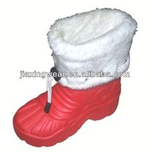 New Injection dog boots for outdoor and promotion,light and comforatable