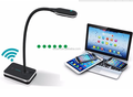 Wifi Flexible arm Visualizer Document Camera VW800af