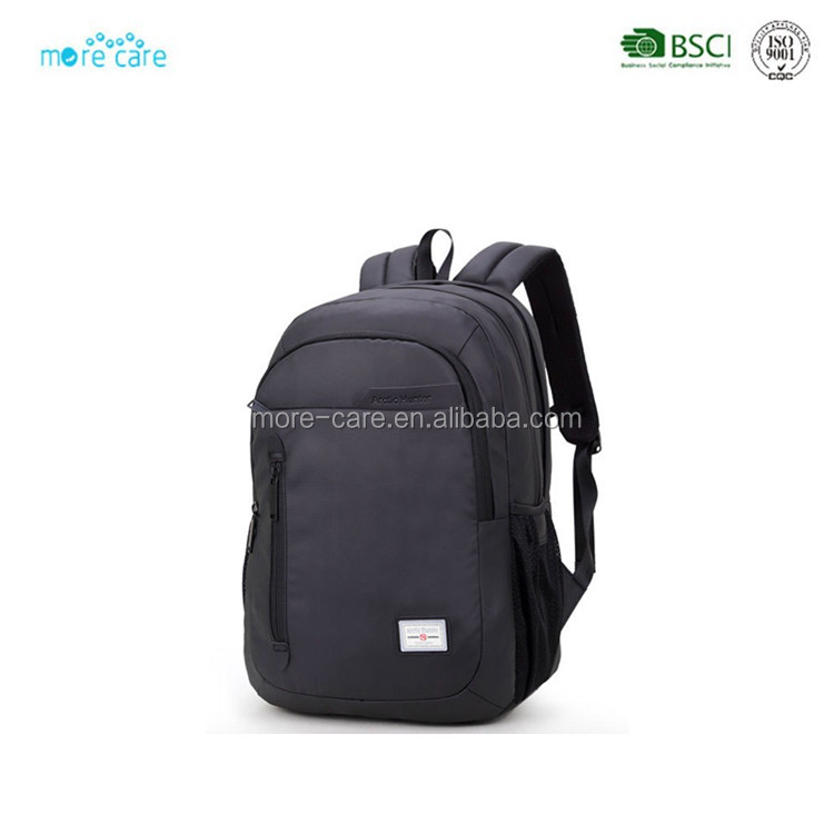 logos buckles backpack secret pocket