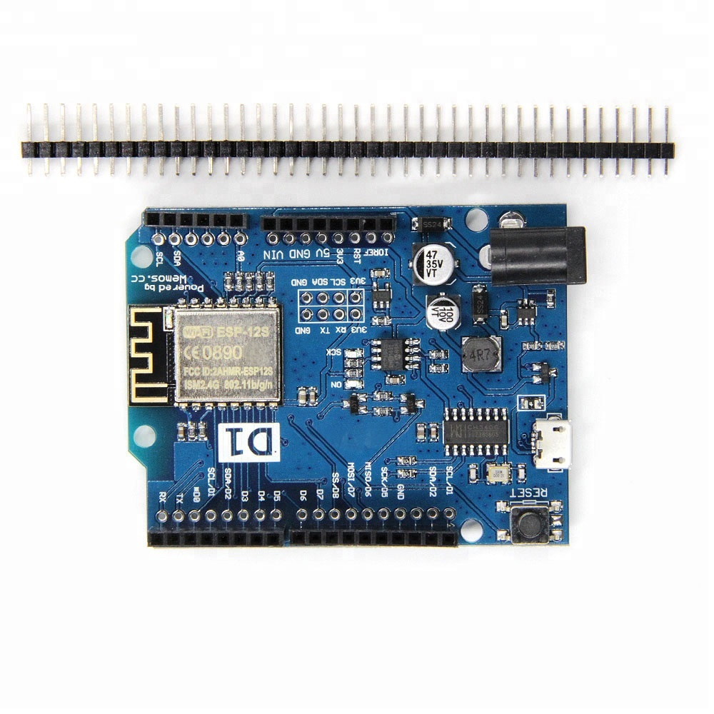 <strong>D1</strong> R2 WiFi UNO based ESP8266 for nodemcu ESP - 12S