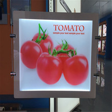 LED Lighted Menu Boards, Led Advertising Restaurant Light Box