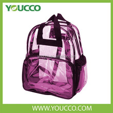 Most popular Transparent Japanese New design school bag girl 2015