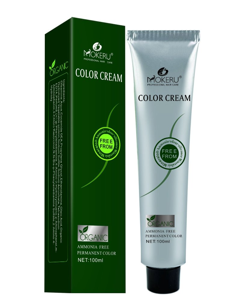 Good Smell Hair Dye Cream Salon Ice Cream Hair Color