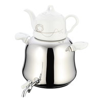 turkish double tea pot kettle set on sale