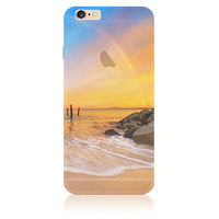 printing back cover phone case PC and TPU 2 in 1 for iphone 6 plus/6s plus