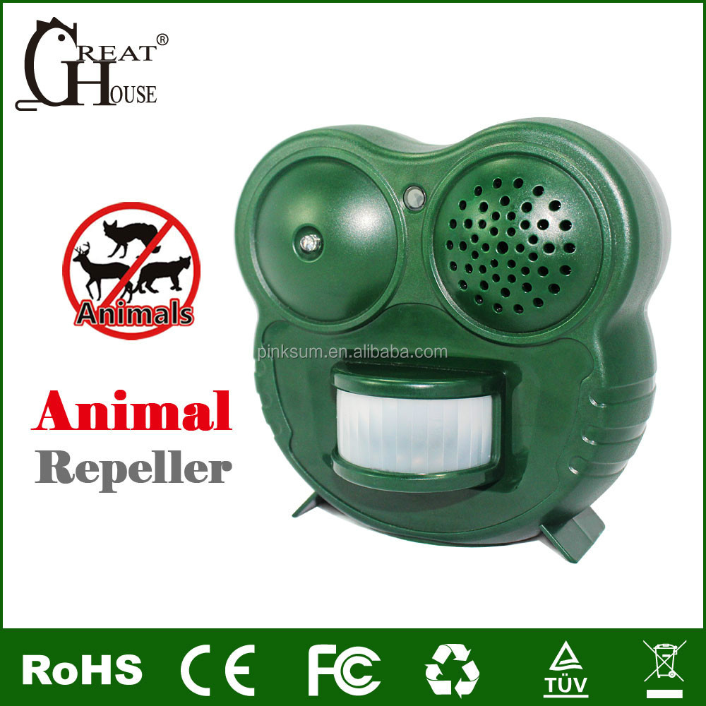 GH-502 Battery Animal Repeller Raccoon Repeller Pest Control