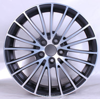 17*7 inch high quality replica aluminium car alloy wheel rims in China factory