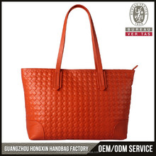 2016 fashion brand handbag European famous tote woman bag 100% genuine leather handbag