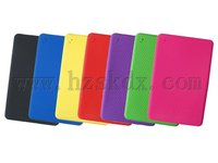 "SiKai Ultra Gel Soft Silicone Skin Case Cover for Amazon Kindle Fire 7"" Tablet"