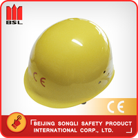 High Quality SLH-P5 CE EN397 HDPE working safety helmet