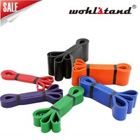 Eco-Friendly Latex Resistance Band Yoga elastic band