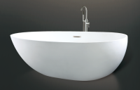 CUPC Pure Acrylic/Pmma Solid Surface freestanding bathtub TB-3