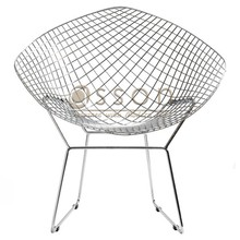 Wire Lounge Chair Bertoia Diamond Chair #ACAS03