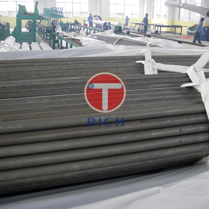 ISO certificate Good Quality Seamless Alloy and Stainless Steel Heat Exchanger Tube