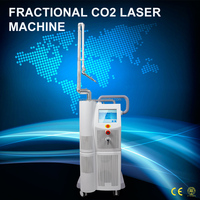 10600nm co2 laser vaginal tightening device / fractional co2 laser skin resurfacing machine with 40W power