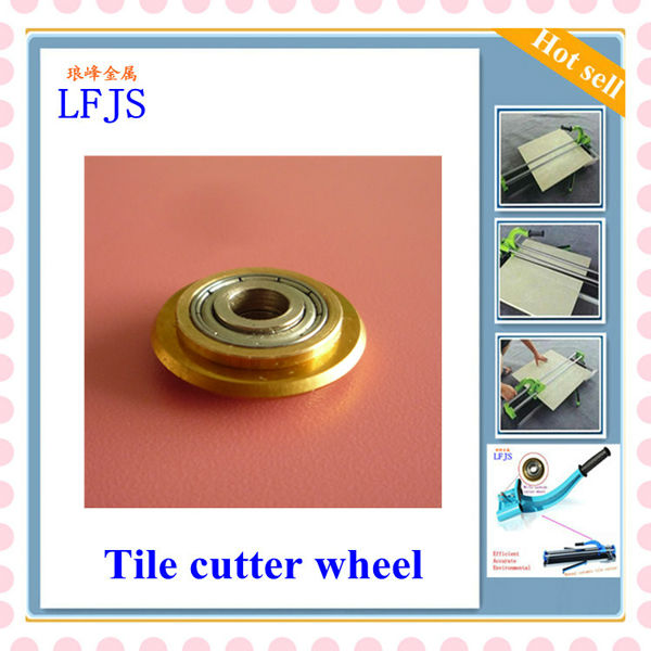 Cemented carbide ceramic tile cutter series
