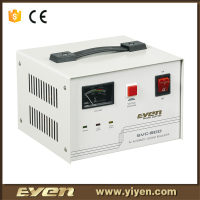 500va ac to ac servo type single phase automatic voltage generator stabilizer for home use