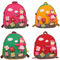 2014 New Design Children's Backpacks Kids Kindergarten Kids Backpack School Bag
