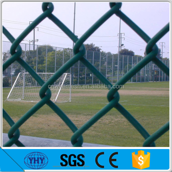 8 gauge 7x7 chain link fence