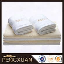china wholesale terry egyptian cotton high thread count towels