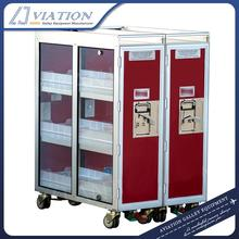 Custom Airline Half Size Airline Food Cart