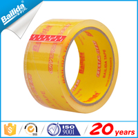 alibaba website factory cheap price transparent acrylic decorative adhesive tape