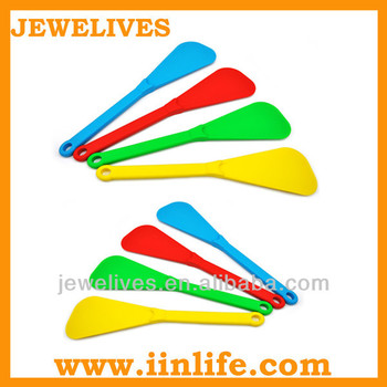 Silicone frying spatula, cheese spatula