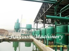 Fuel oil/crude oil processing equipment