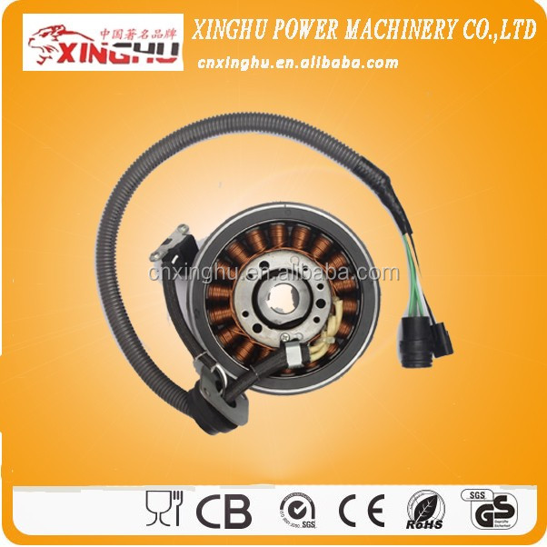 1E48F magneto series/stator/rotor for 1E48F ENGINE EB650 gasoline blower ceiling fan stator winding