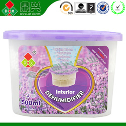 Disposal Interior Moisture Absorber Desiccant Dehumidifying Dry Box