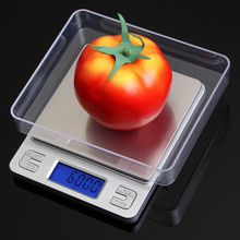 Food Scale Digital Kitchen Weight Machine Gram Kitchen Scale