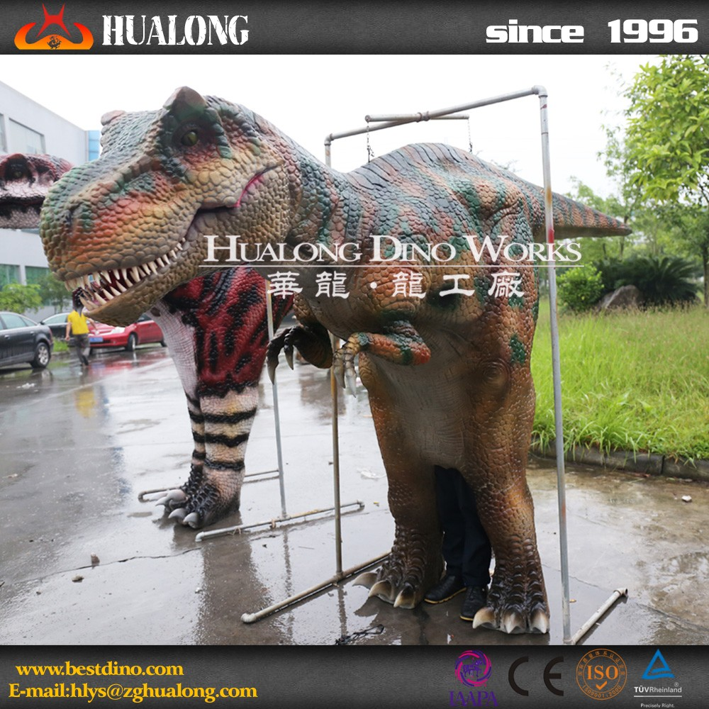 Themed Activities Realistic Dinosaur Costume For Sale