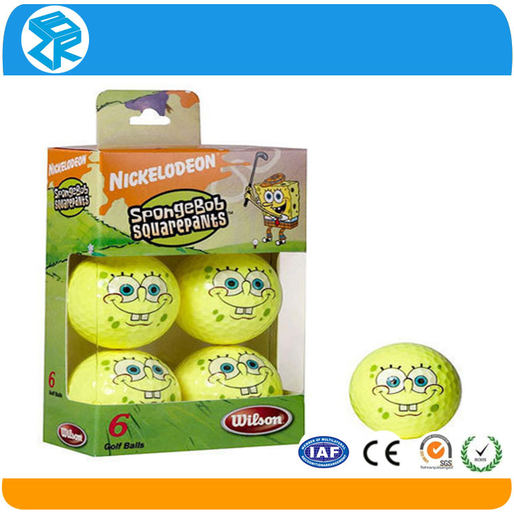 cheap plastic clamshell packaging golf balls