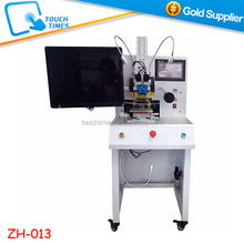 Accuracy Pulse Hot Press machine ZH-013 ACF Bonding machine for mobile phone flex cable laminating