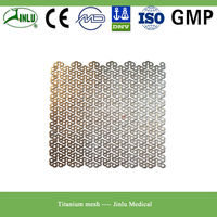 Titaniunm Net/ Titanium Mesh/ Orthopedic Products/Surgical Implants