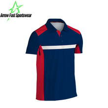 Men Sport Wear Polo Rugby Jersey Sublimation Cheap Sports Jerseys Custom OEM Services New Design
