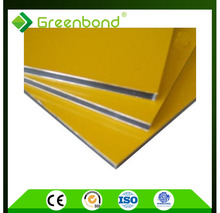 Greenbond colorful advertising decorative ACP signboard with free samples
