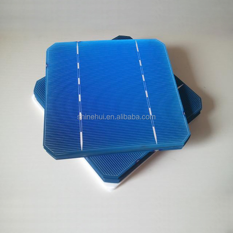 High quality monocrystalline silicon solar cells 125x125