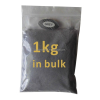 1kg polyester in bulk refill hair building cotton fiber