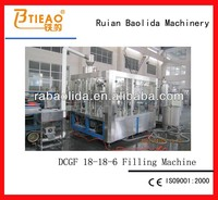 DCGF18-18-6 Automatic Energy Drink Filling Machine